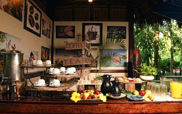 Hotel Bel Air Collection Resort & Spa Xpu-Ha Riviera Maya, espacios acogedores