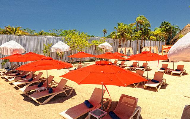 Hotel Bel Air Collection Resort & Spa Xpu-Ha Riviera Maya, amenidades en cada sitio