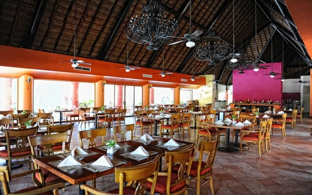 Hotel Bel Air Collection Resort & Spa Xpu-Ha Riviera Maya, Restaurante Palm Terrace