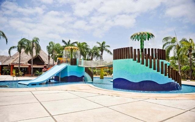 Hotel Bel Air Collection Resort & Spa Xpu-Ha Riviera Maya, parque acuático