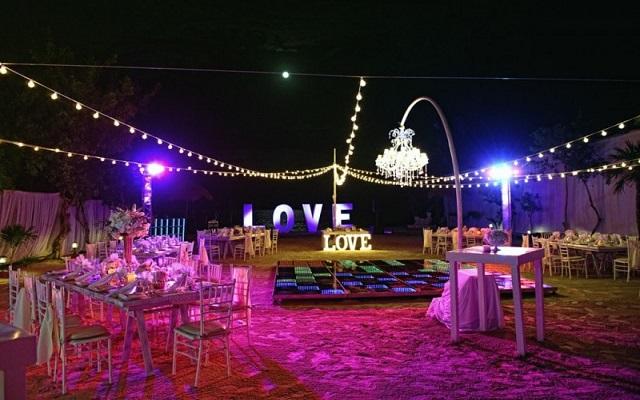 Hotel Bel Air Collection Resort & Spa Xpu-Ha Riviera Maya, espacios acondicionados para tu evento