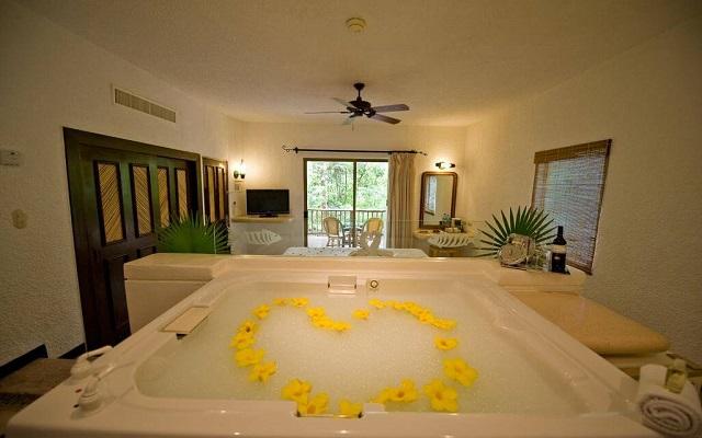 Hotel Bel Air Collection Resort & Spa Xpu-Ha Riviera Maya, habitaciones lunamieleras