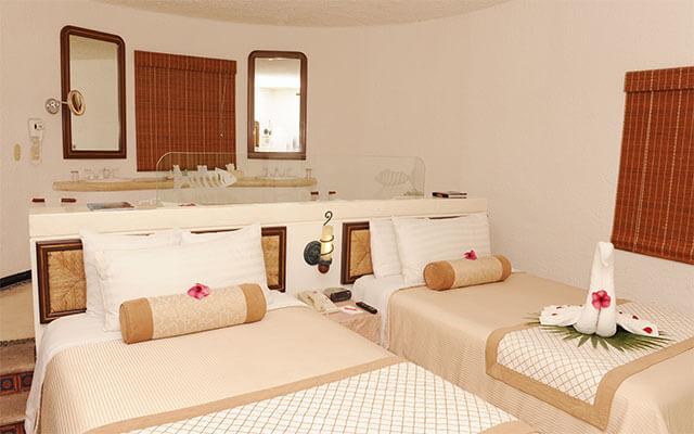 Hotel Bel Air Collection Resort & Spa Xpu-Ha Riviera Maya, amplias y luminosas habitaciones