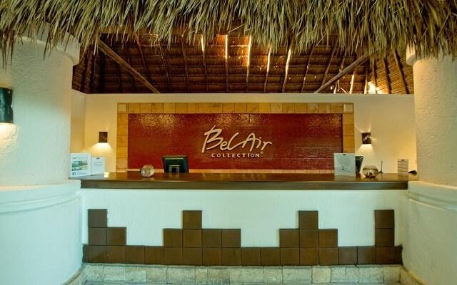 Hotel Bel Air Collection Resort & Spa Xpu-Ha Riviera Maya, recepción