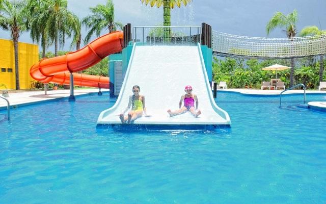 Hotel Bel Air Collection Resort & Spa Xpu-Ha Riviera Maya, tobogán