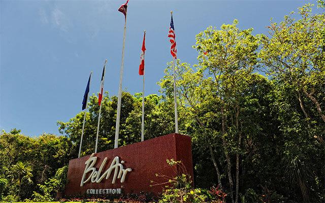Hotel Bel Air Collection Resort & Spa Xpu-Ha Riviera Maya, buena ubicación