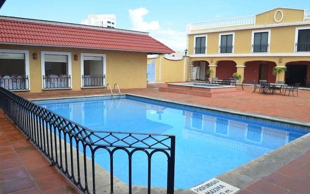 Hotel Bello en Boca del Río