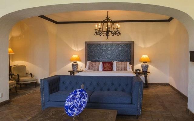 Hotel Belmond Casa de Sierra Nevada, espacios diseñados para tu descanso