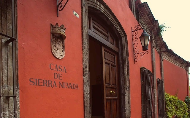 Hotel Belmond Casa De Sierra Nevada en San Miguel de Allende
