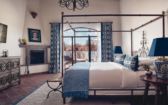 Hotel Belmond Casa de Sierra Nevada, habitaciones con todas las amenidades