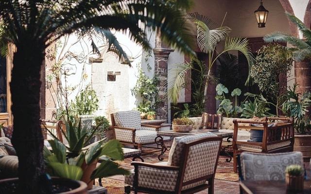 Hotel Belmond Casa de Sierra Nevada, cómodas instalaciones