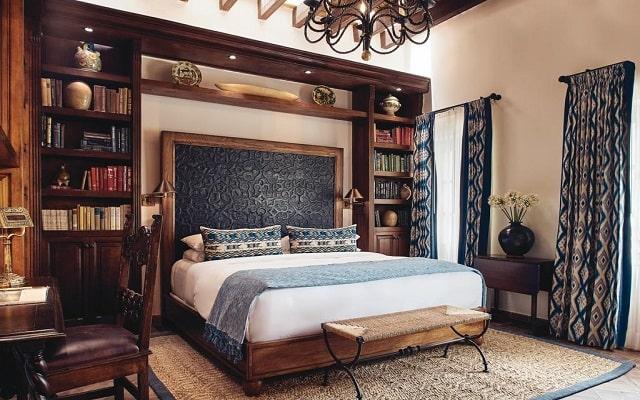 Hotel Belmond Casa de Sierra Nevada, descansa en la comodidad de tu habitación