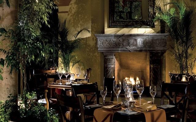 Hotel Belmond Casa de Sierra Nevada, buena propuesta gastronómica