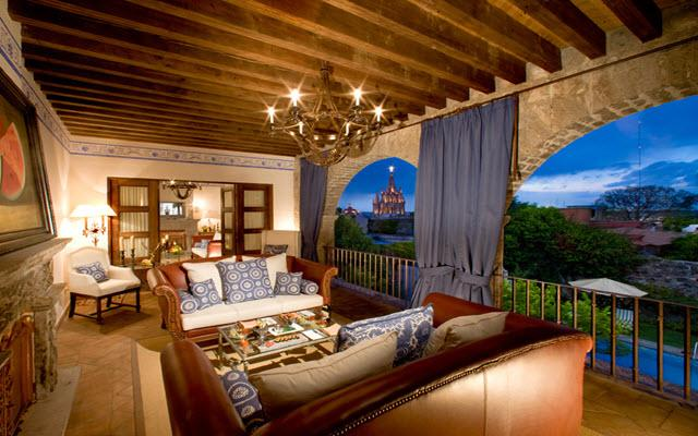 Hotel Belmond Casa de Sierra Nevada, disfruta cada instante de tu descanso