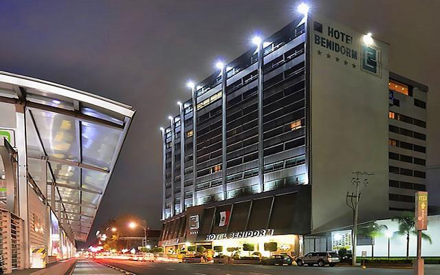Hotel Benidorm en Condesa