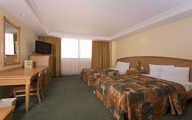 Hotel Benidorm, habitaciones con todas las amenidades