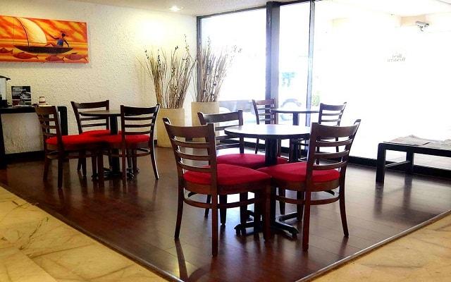 Hotel Best Western Brisa Coatzacoalcos, ambientes agradables