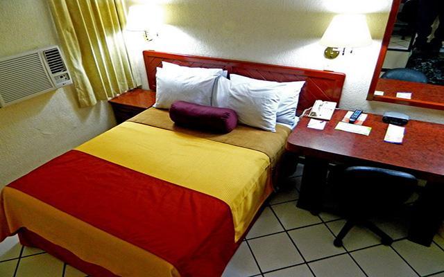 Hotel Best Western Brisa Coatzacoalcos, habitaciones bien equipadas