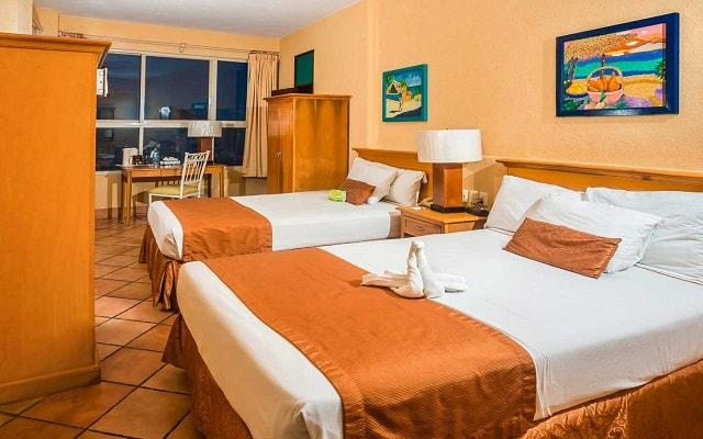Hotel Best Western Centro Histórico Posada Freeman, habitaciones cómodas y acogedoras