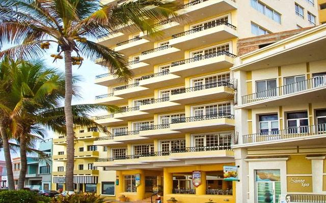 Hotel Best Western Centro Histórico Posada Freeman en Mazatlán Centro