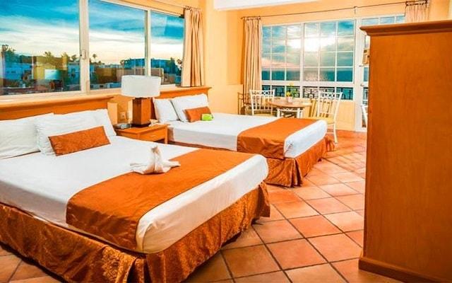 Hotel Best Western Centro Histórico Posada Freeman, habitaciones con todas las amenidades