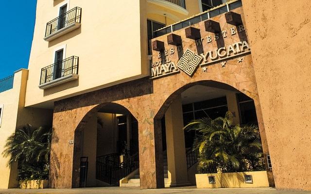 Hotel Best Western Maya Yucatán en Mérida Centro