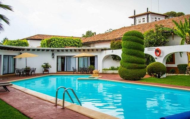 Hotel Best Western Plus Posada de Don Vasco en Pátzcuaro