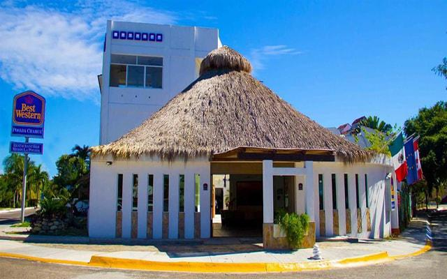 Hotel Best Western Posada Chahué en Bahía Chahué