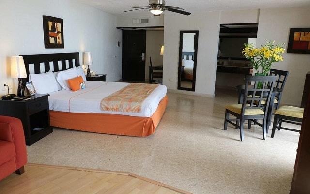 Hotel Best Western Posada Freeman Zona Dorada, amplias y luminosas habitaciones