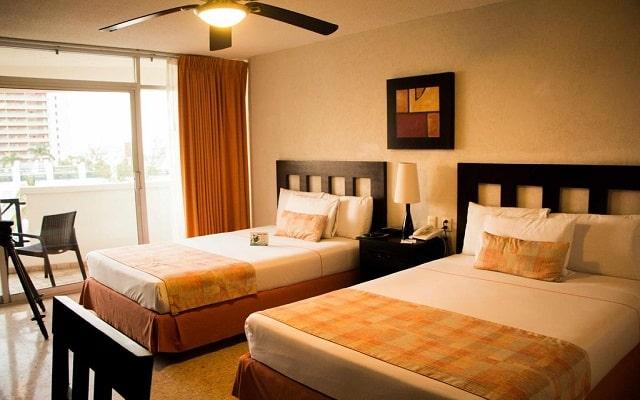 Hotel Best Western Posada Freeman Zona Dorada, habitaciones cómodas y acogedoras