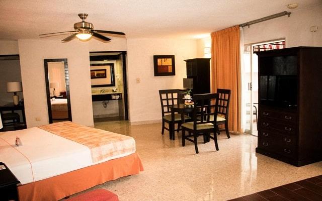 Hotel Best Western Posada Freeman Zona Dorada, habitaciones bien equipadas