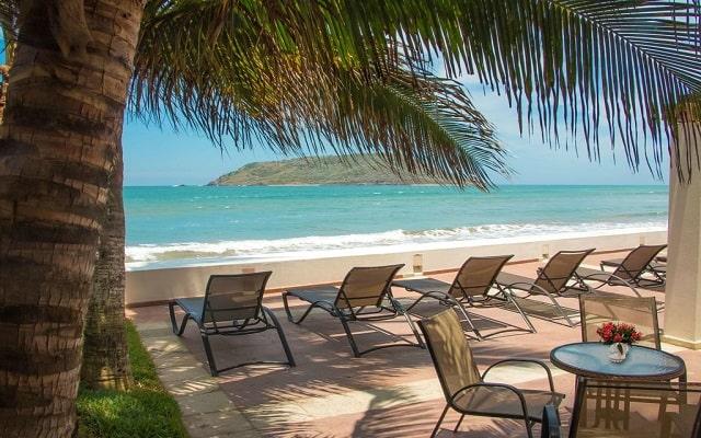 Hotel Best Western Posada Freeman Zona Dorada, vistas hermosas del mar