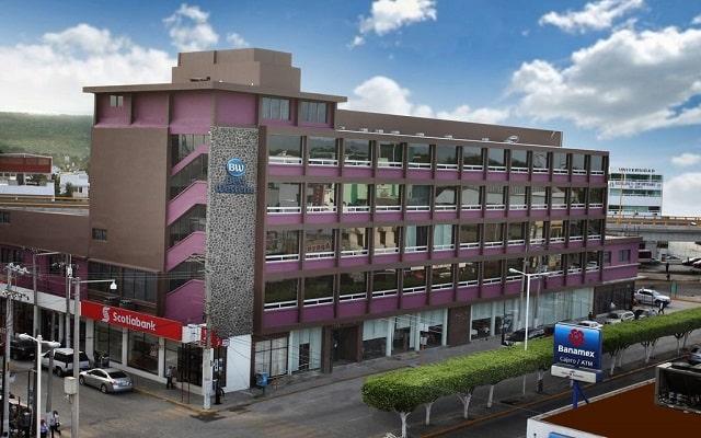 Hotel Best Western Poza Rica en Poza Rica