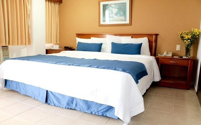 Hotel Best Western Riviera Tuxpan, luminosas habitaciones