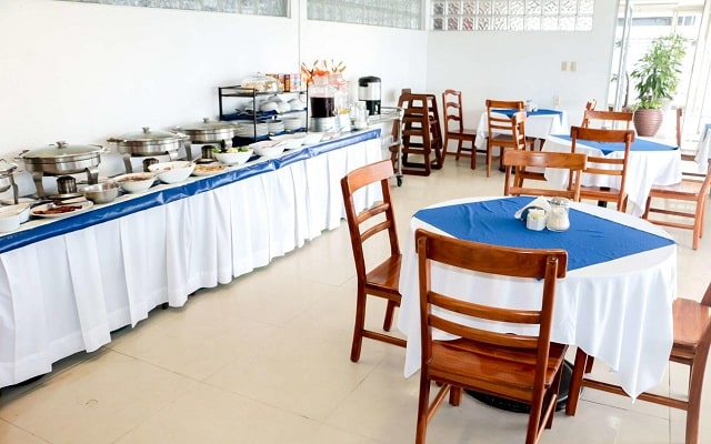 Hotel Best Western Riviera Tuxpan, buena gastronomía