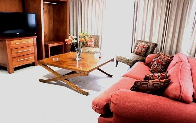 Hotel Best Western Riviera Tuxpan, detalles de diseño