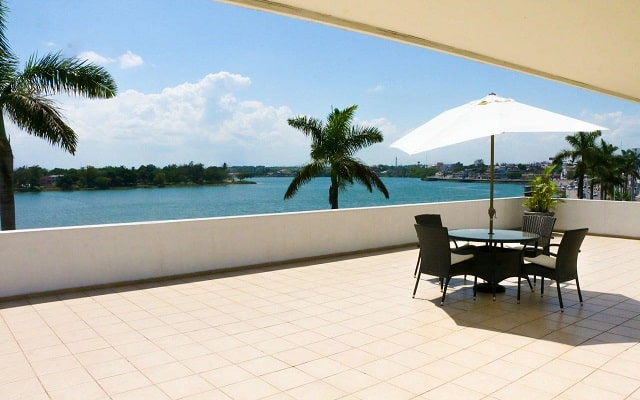 Hotel Best Western Riviera Tuxpan, hermosas vistas