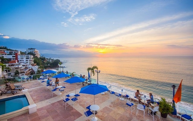 Hotel Blue Chairs Resort By The Sea, atardeceres inolvidables