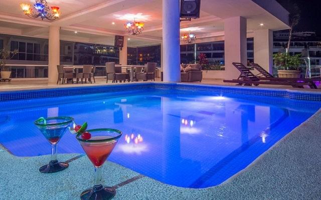 Hotel Blue Chairs Resort By The Sea, combinación perfecta para refrescarse