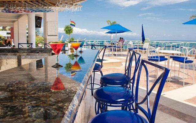 Hotel Blue Chairs Resort By The Sea, disfruta de espacios agradables