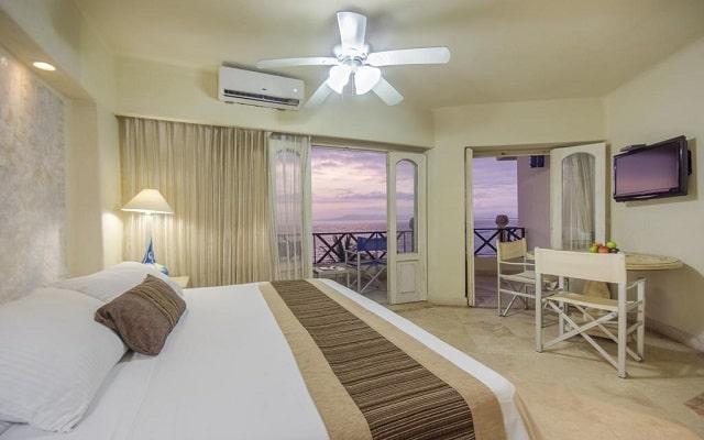 Hotel Blue Chairs Resort By The Sea, espacios diseñados para su descanso