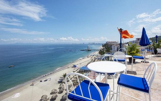 Hotel Blue Chairs Resort By The Sea, hermosas vistas