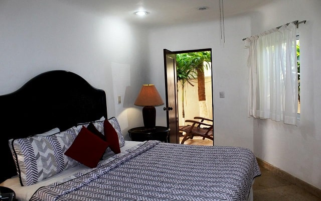 Hotel Blue Palms, luminosas habitaciones