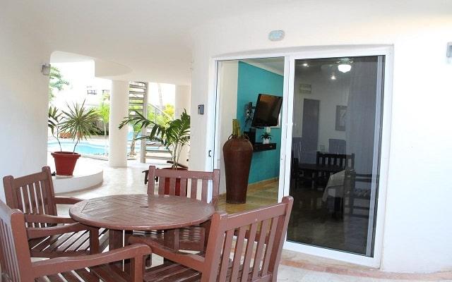 Hotel Blue Palms, habitaciones bien equipadas