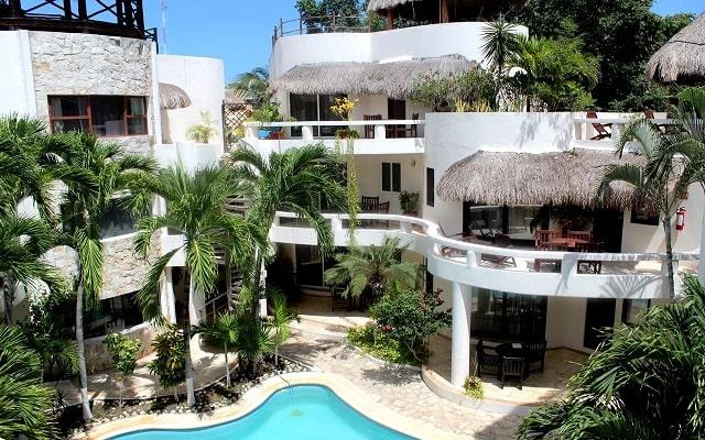 Hotel Blue Palms en Playa del Carmen
