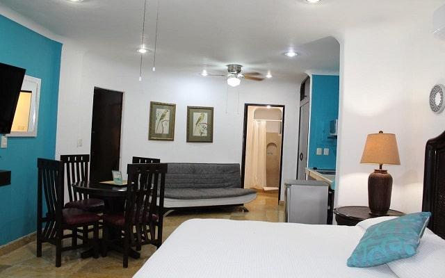 Hotel Blue Palms, espacios diseñados para tu descanso