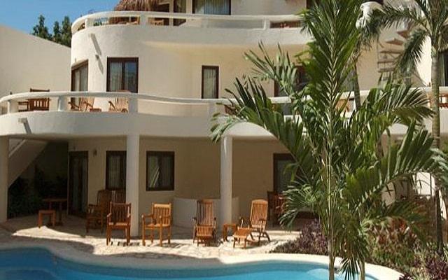 Hotel Blue Palms, cómodas instalaciones
