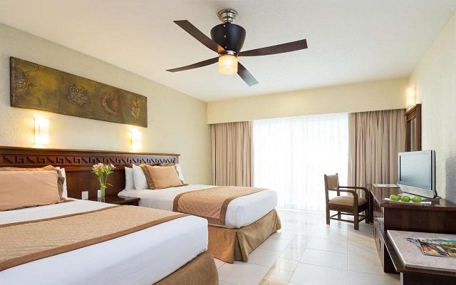 Hotel BlueBay Grand Esmeralda - All Inclusive, habitaciones bien equipadas