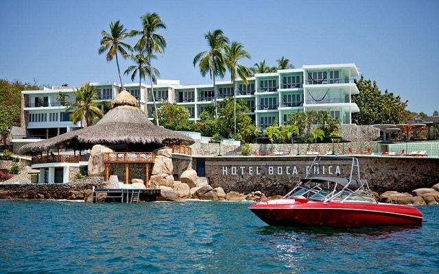 Hotel Boca Chica en Zona Tradicional