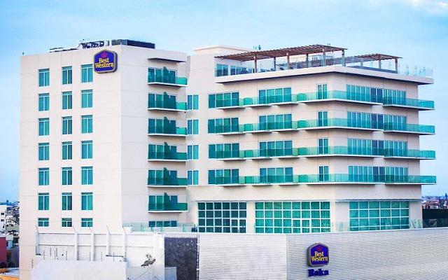 Hotel Boka en Veracruz Puerto